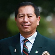 Major (Retd) Khusiman Gurung