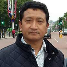Mr. Man Prasad Gurung