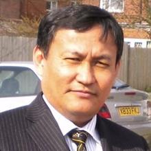 Mr. Subsing Gurung – BEM