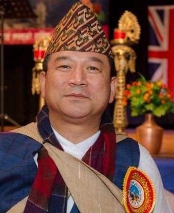 Mr. Chandra Bahadur Gurung