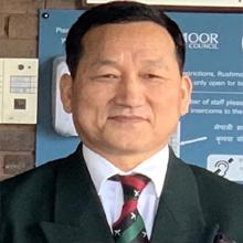Capt Deb Bahadur Ghale