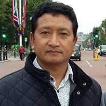 Mr. Man Prasad Gurung