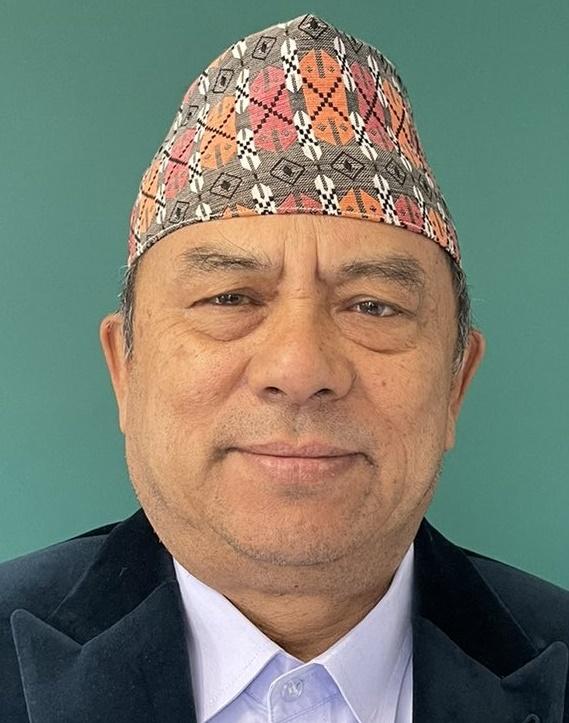 Mr. Mahesh Gurung