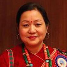 Mrs. Guna Gurung