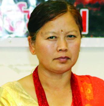 Mrs. Indra Gurung