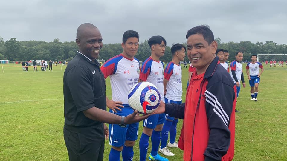 Gurkha Cup 2021 Part 1